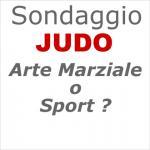 Sondaggio Judo: Arte Marziale o Sport?