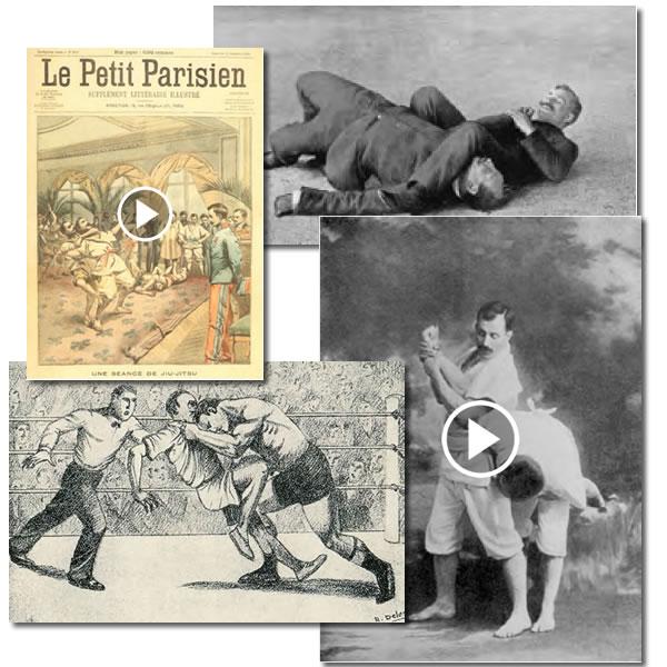 LA STORIA E' DI TUTTI - Gli Albori del Judo in Francia