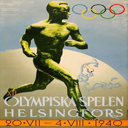 Storia - Le mancate Olimpiadi del 1940 e del 1944