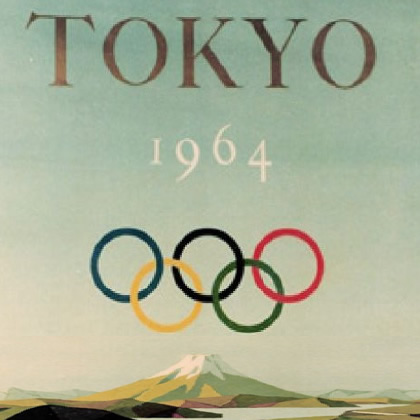 JudoItaliano Storia - XVIII° 1964 TOKYO - GIOCHI OLIMPICI