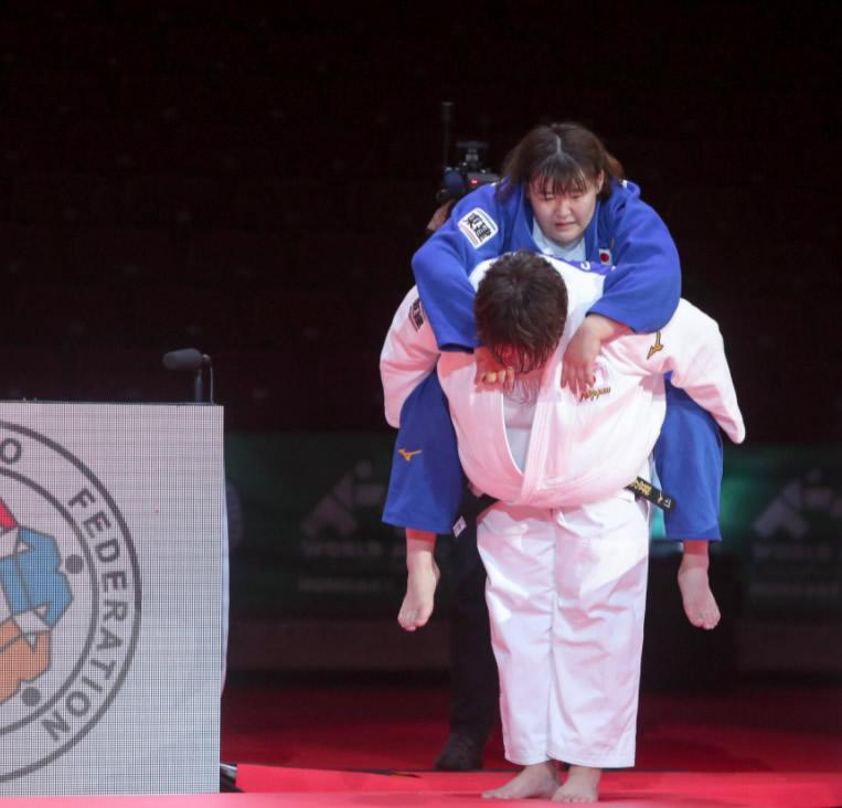 Gesti che fanno bene al cuore...del judo