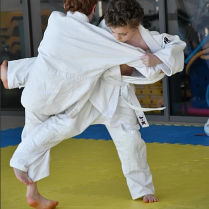 Judo al Salaria Sport Village