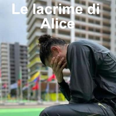 Le lacrime di Alice